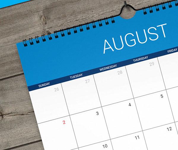 2020 Committee Meetings Schedule